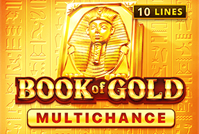 Book of Gold: Multichance Mobile