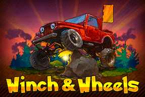 WINCH AND WHEELS